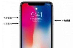 iPhone手机各机型强制关机方法