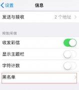iPhone无法接收到验证码短信解决办法