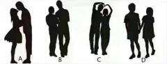 abcd哪一对是假情侣怎么猜?