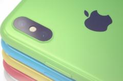 iphoneXC图片,iphoneXC手机长成什么样子!