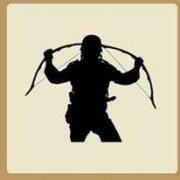 看图猜成语一个人拿着弓箭打一成语_疯狂猜成语一个人拿着弓箭是什么成语?