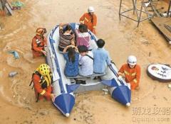 深圳为什么出现特大暴雨?
