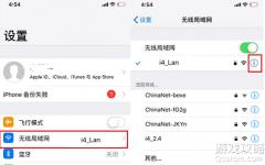 iPhone苹果手机配置DNS方法