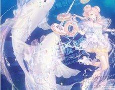 奇迹暖暖绯月鲸歌套装效果图欣赏
