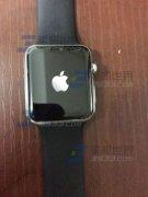 Apple watch开机界面出现白苹果怎么办?
