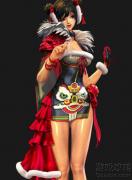 剑灵十月版本中国风新时装即将上线?刺绣虎头中国风来袭?