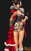 剑灵十月版本中国风新时装即将上线,刺绣虎头中国风来袭?