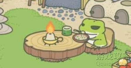 旅行青蛙一直在吃饭解决办法,旅行青蛙一直在吃饭怎么图片