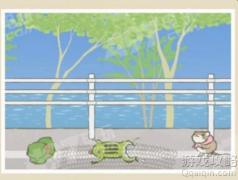 旅行青蛙被肢解是真的吗_旅行青蛙会死是真的?