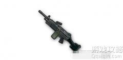 绝地求生刺激战场M249轻机枪在哪里!
