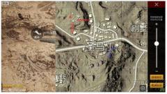 绝地求生全军出击米拉玛圣马丁玩法攻略?