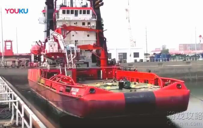 侣行,270的北京海洋领导者破冰船什么时候启程?