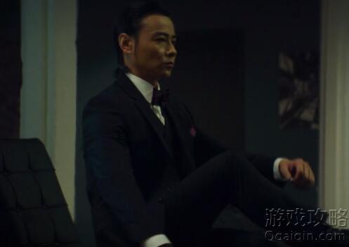 张晋在那部电影里饰演沈罗?