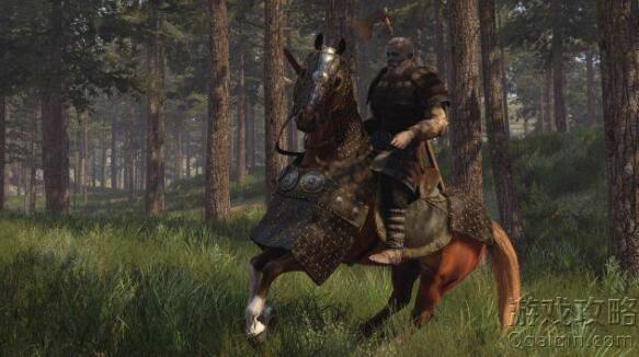 骑马与砍杀2抓到领主后做法