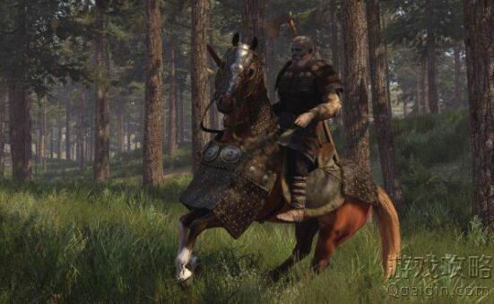 骑马与砍杀2增加部队上限方法