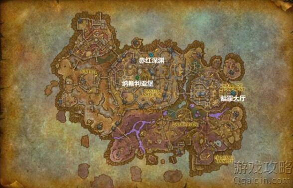 魔兽世界9.0赎罪大厅副本位置介绍