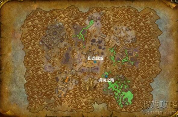 魔兽世界9.0凋魂之殇副本位置介绍