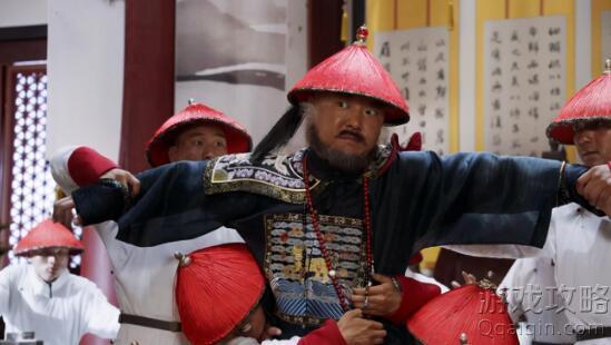 张一山版《鹿鼎记》中鳌拜的扮演者是谁?