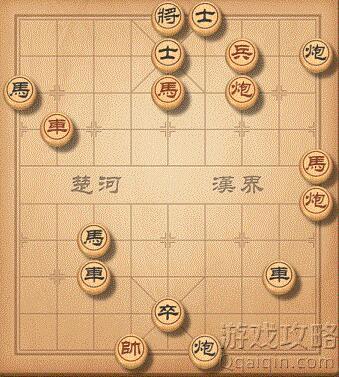 天天象棋残局204期通关方法教程