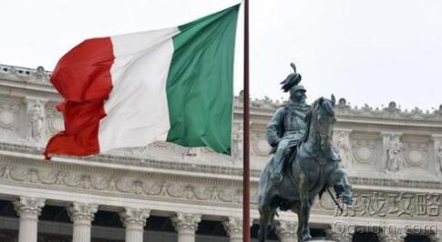 竖条绿白红是哪个国家的国旗?